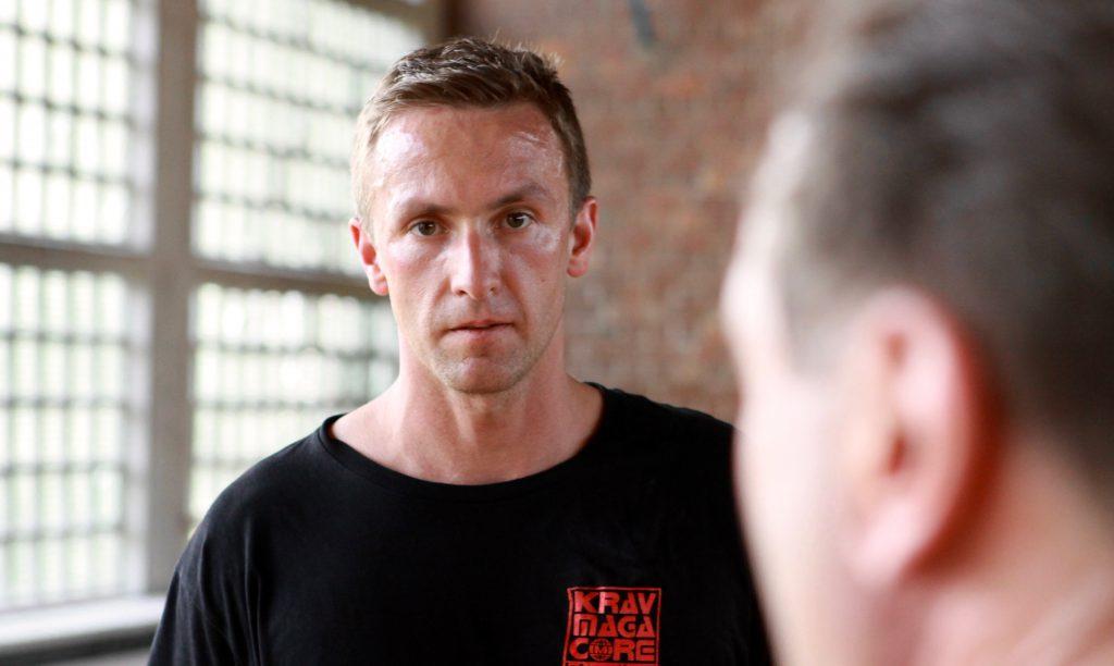 Unser Cheftrainer: Nico Merbach.